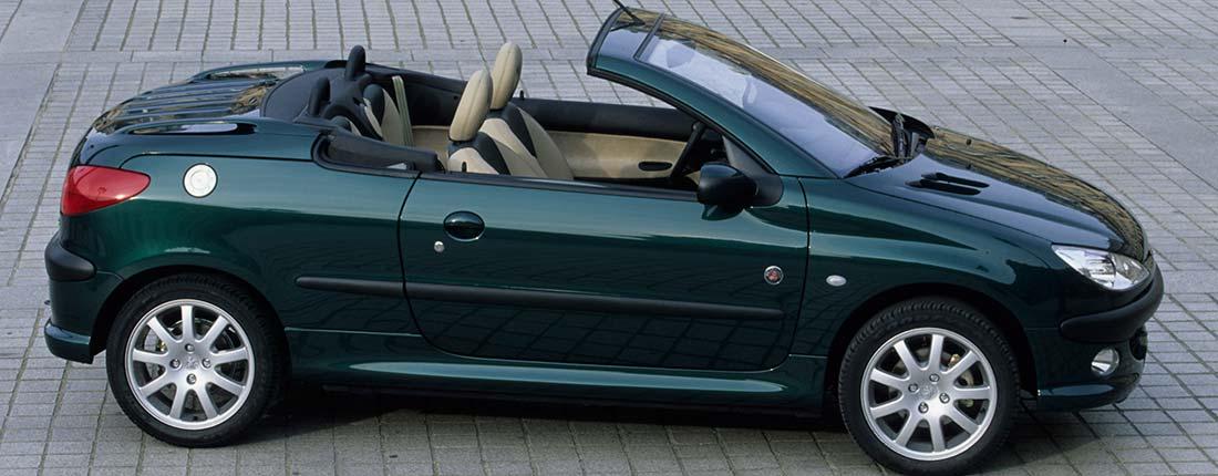 Peugeot 206 qualités et défauts